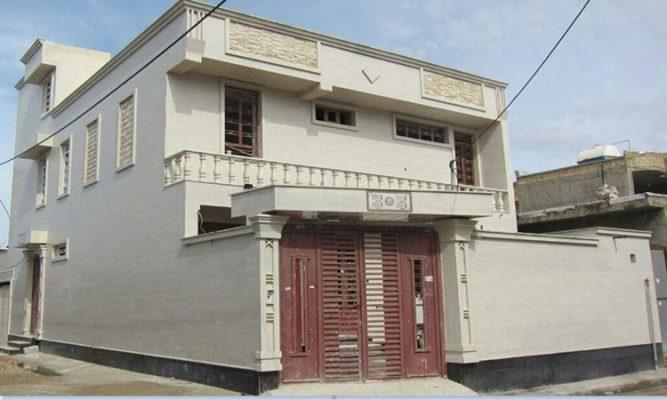 نمای ساختمان با سرامیک